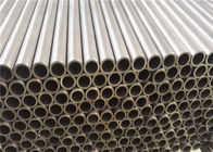 Black Painted Hollow Steel Tube ST52.4 , Cold Drawing Precision Steel Pipe