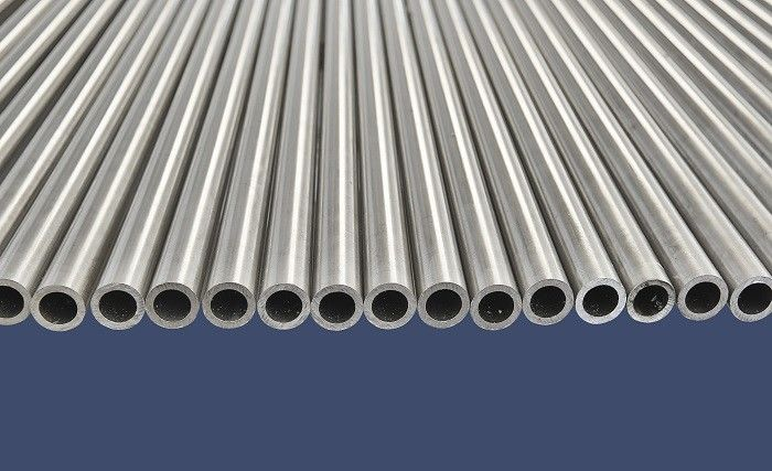 Round Shape Welded Steel Tube 0.5 - 10 Wall Thickness For Automotive Part