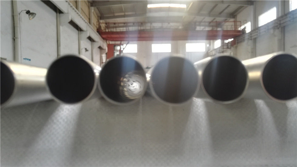 Highest Strength Seamless Hydraulic Tubing Pure Unalloyed Titanium With Good Formability