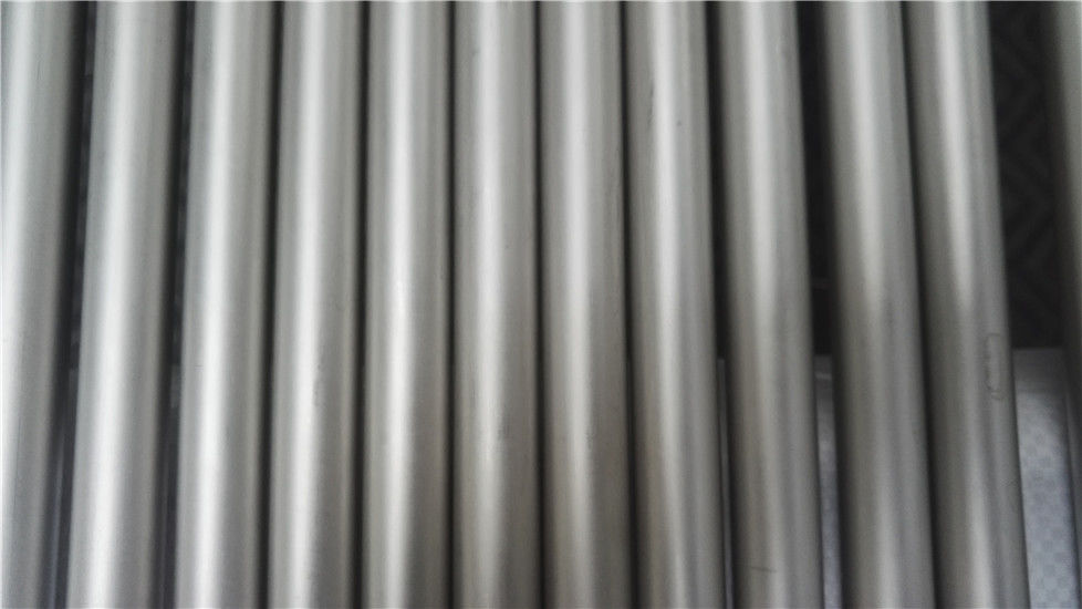 Cryogenic Property Titanium Alloy Tube , Low Elasticity Modulus Hollow Pipe