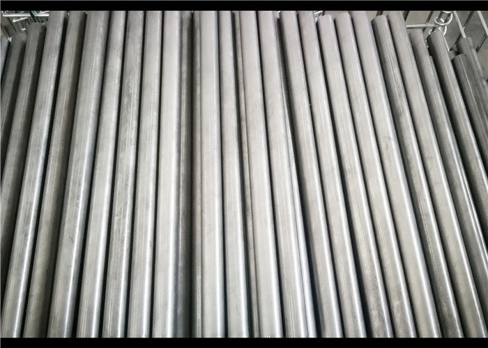 Thick WT 15mm Precision Seamless Pipe E355 Material Yield Strength Over 235Mpa