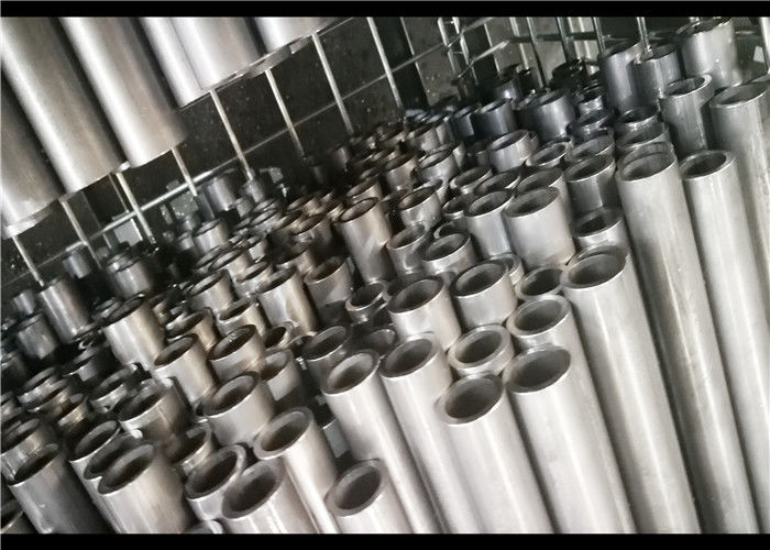 High Accuracy Precision Seamless Steel Tubes , Straight Seam Hollow Metal Tube
