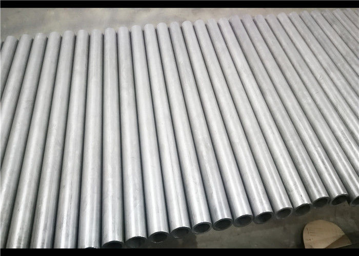 25% Elongation Cold Drawn Seamless Steel Tube ST35 Material Water Transporting